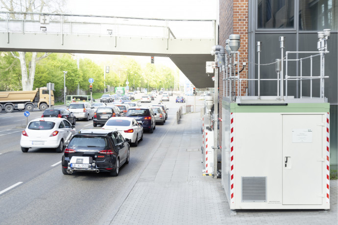 Breakthrough: new Bosch diesel technology provides solution to NOx problem