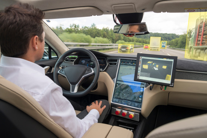 Survey: self-driving technology may even encourage car purchases