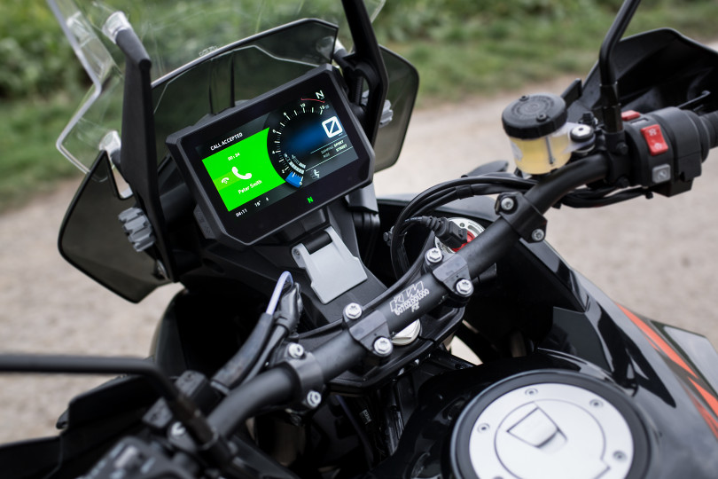 Bosch motorcycle systems honored with three CES 2017 Innovation Awards