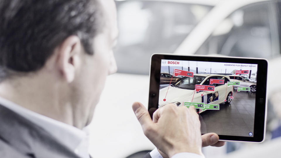 Automechanika 2016 - Bosch expands its portfolio with connected solutions for wholesalers and workshops