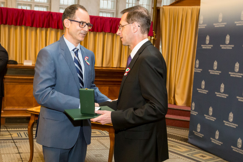 State honour for head of Bosch in Hungary