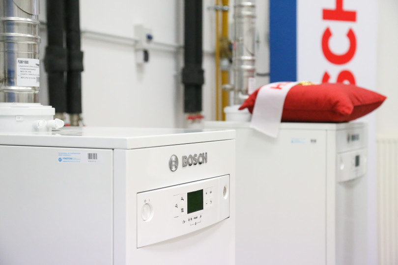 New Bosch Thermotechnology training base in Budapest