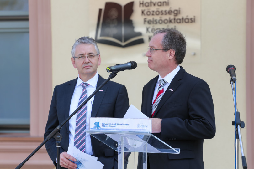 Community College launched in Hatvan with Bosch support