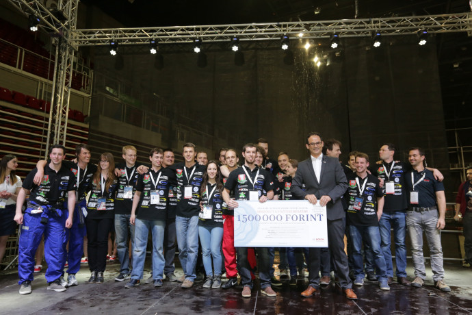 Hundreds of students and lively showdown expected at final of Go-Kart, Go-Bosch
