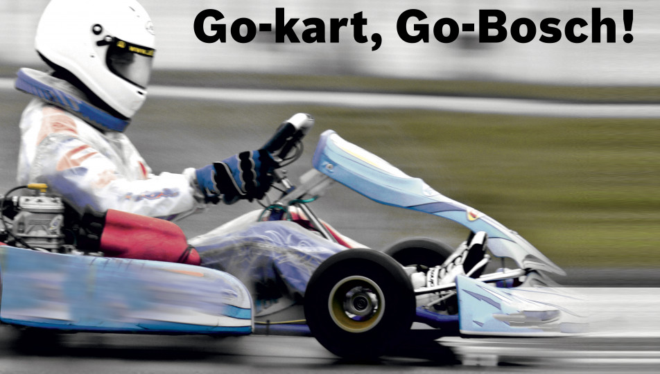 Ready, steady, Go-kart, Go-Bosch! the final season