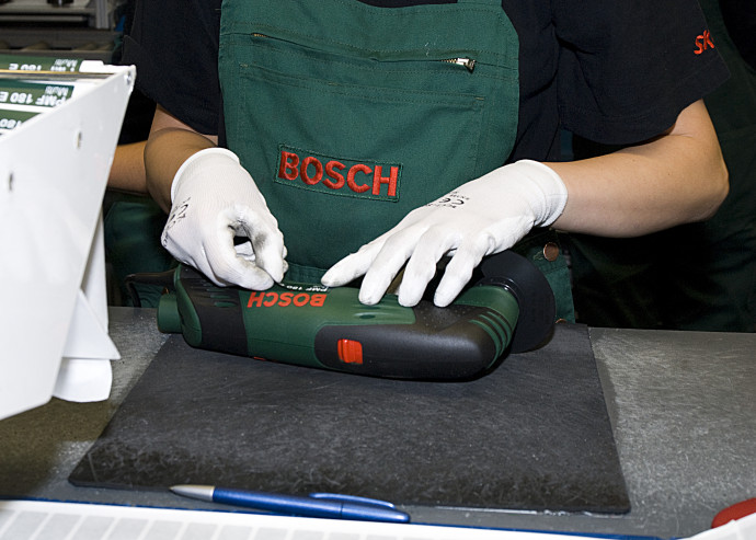 Bosch expands manufacturing capacities at its Power Tools plant in Miskolc