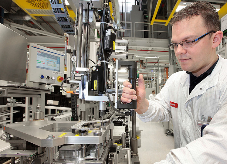 ESP is a global success story - Examples of connected industry - Industry 4.0 in practice at Bosch