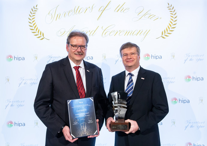 Bosch is Job Creator of the Year