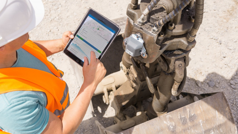 Bosch's new solution increases construction vehicle efficiency