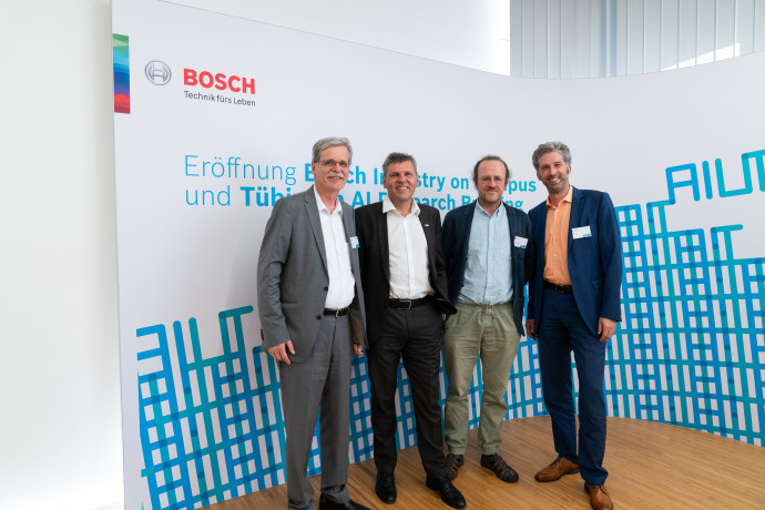 Bosch plans to open a new AI-center