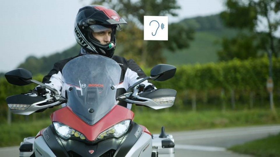 Bosch innovations are bringing the motorcycle into the future