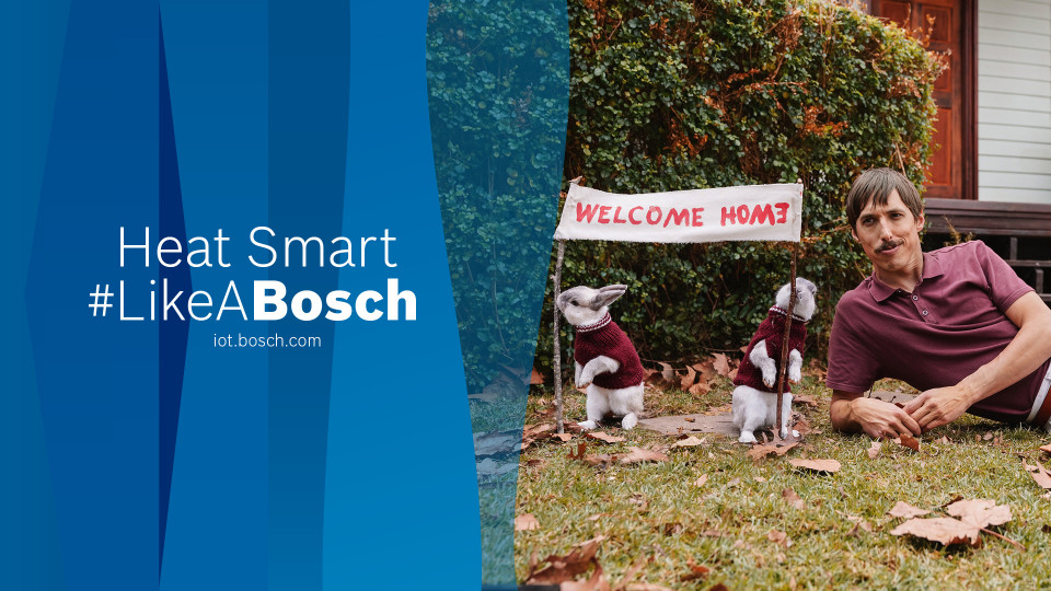 Bosch IoT star is back to turn up the heat!