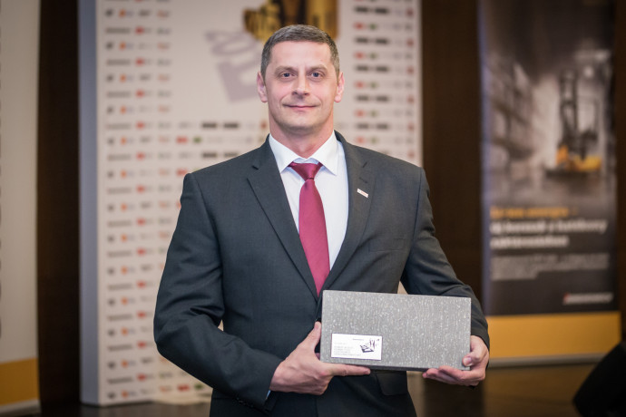 Three awards for Robert Bosch Power Tool Kft.