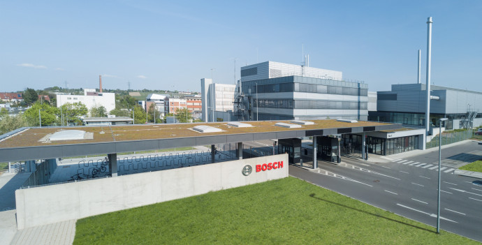 Bosch applies for local 5G licenses