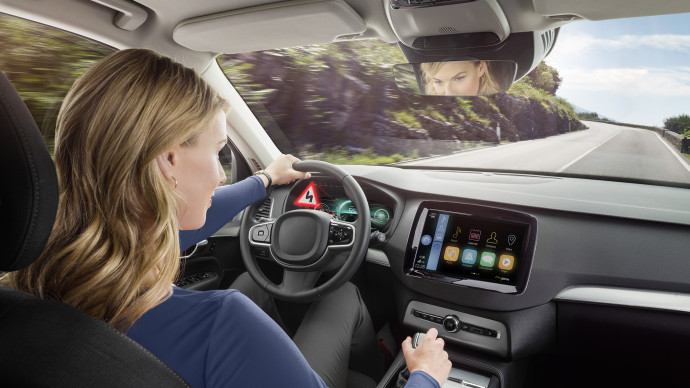 Bosch 3D displays open up new dimensions in vehicles