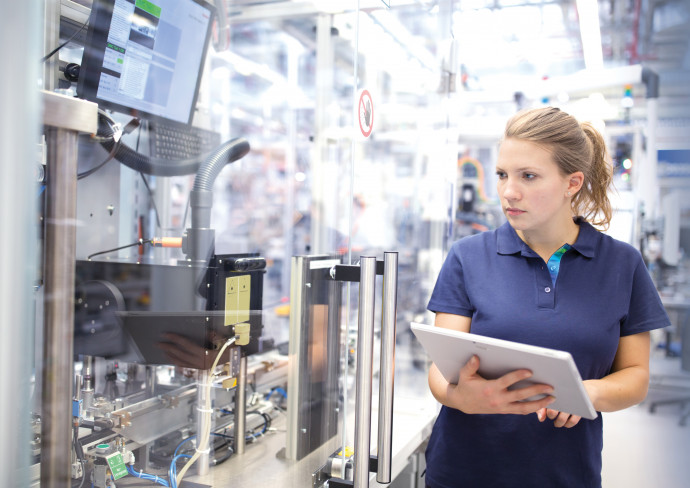 Bosch: Industry 4.0 can increase productivity by up to 25 percent
