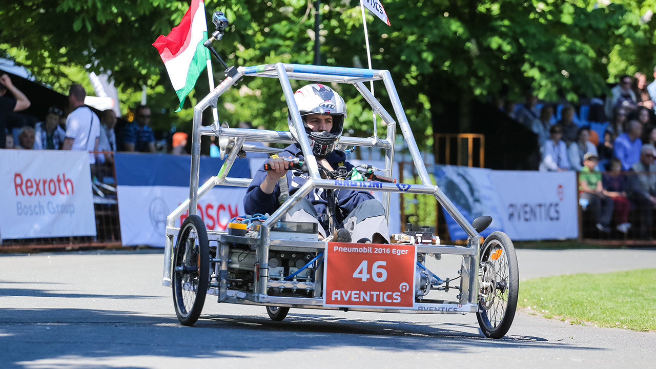 Bosch stays as Pneumobile Competition sponsor