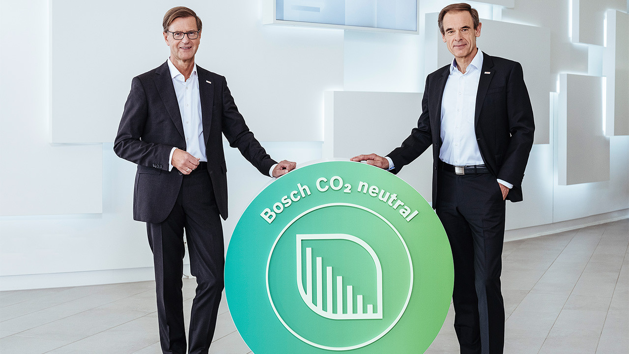 Bosch stays on course through the coronavirus crisis to achieve a positive result