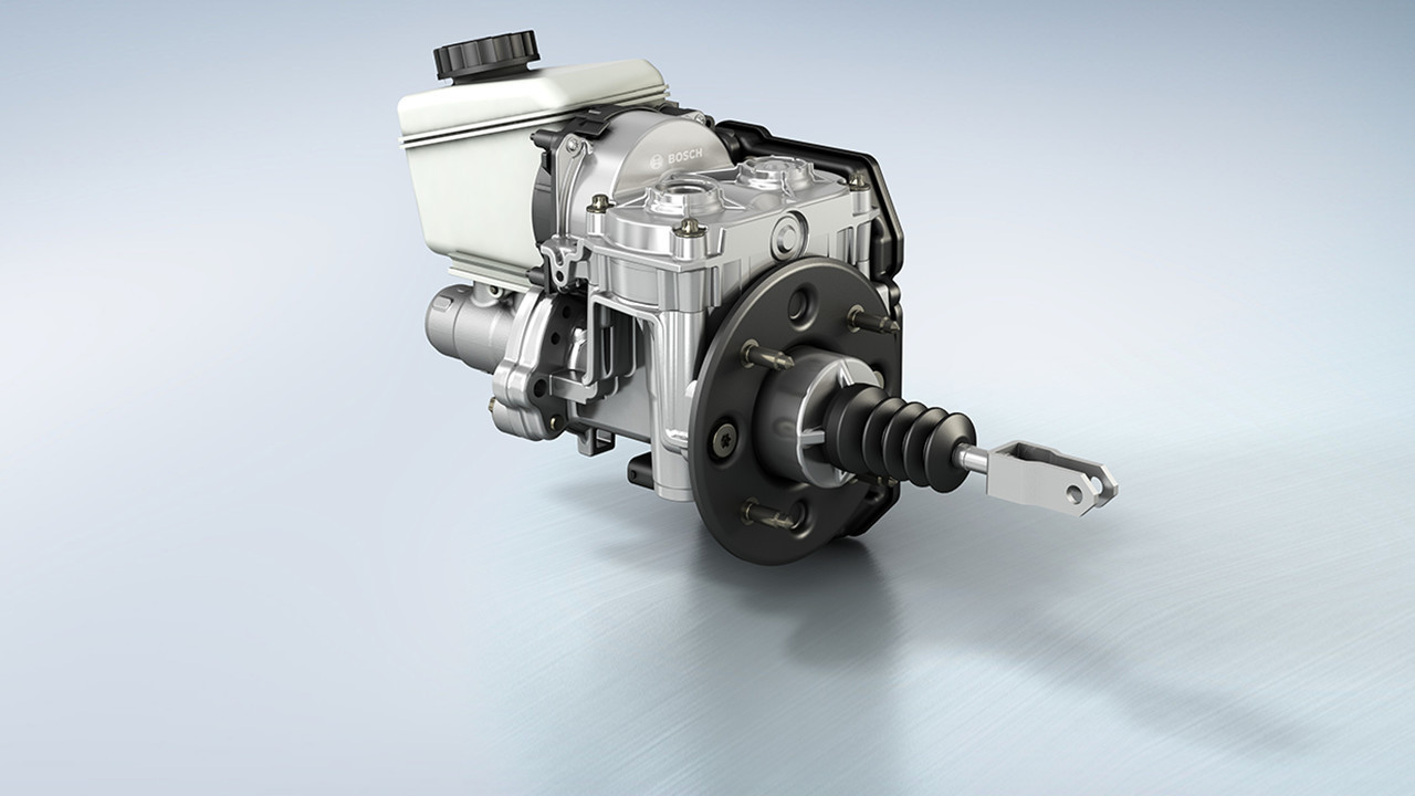 90 years of Bosch brakes