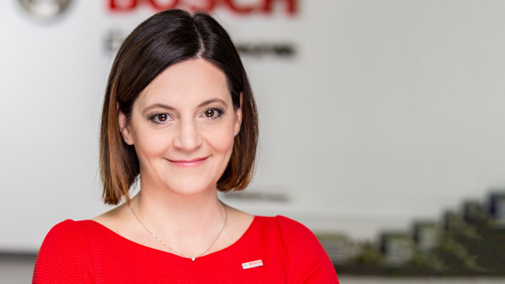 New head of communications and government relations at the Bosch Group